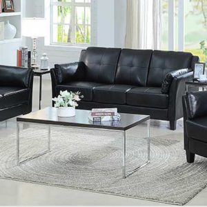 Tan Brown Leather Air Sofa And Loveseat Affordable